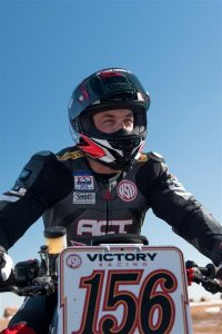 Jeremy Toye at Pikes Peak