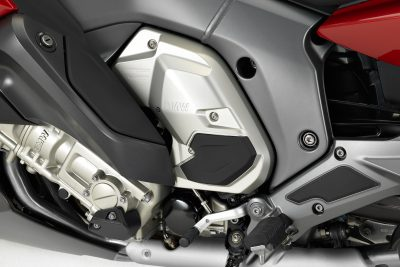 2017 BMW K 1600 GT First Look - six cylinder