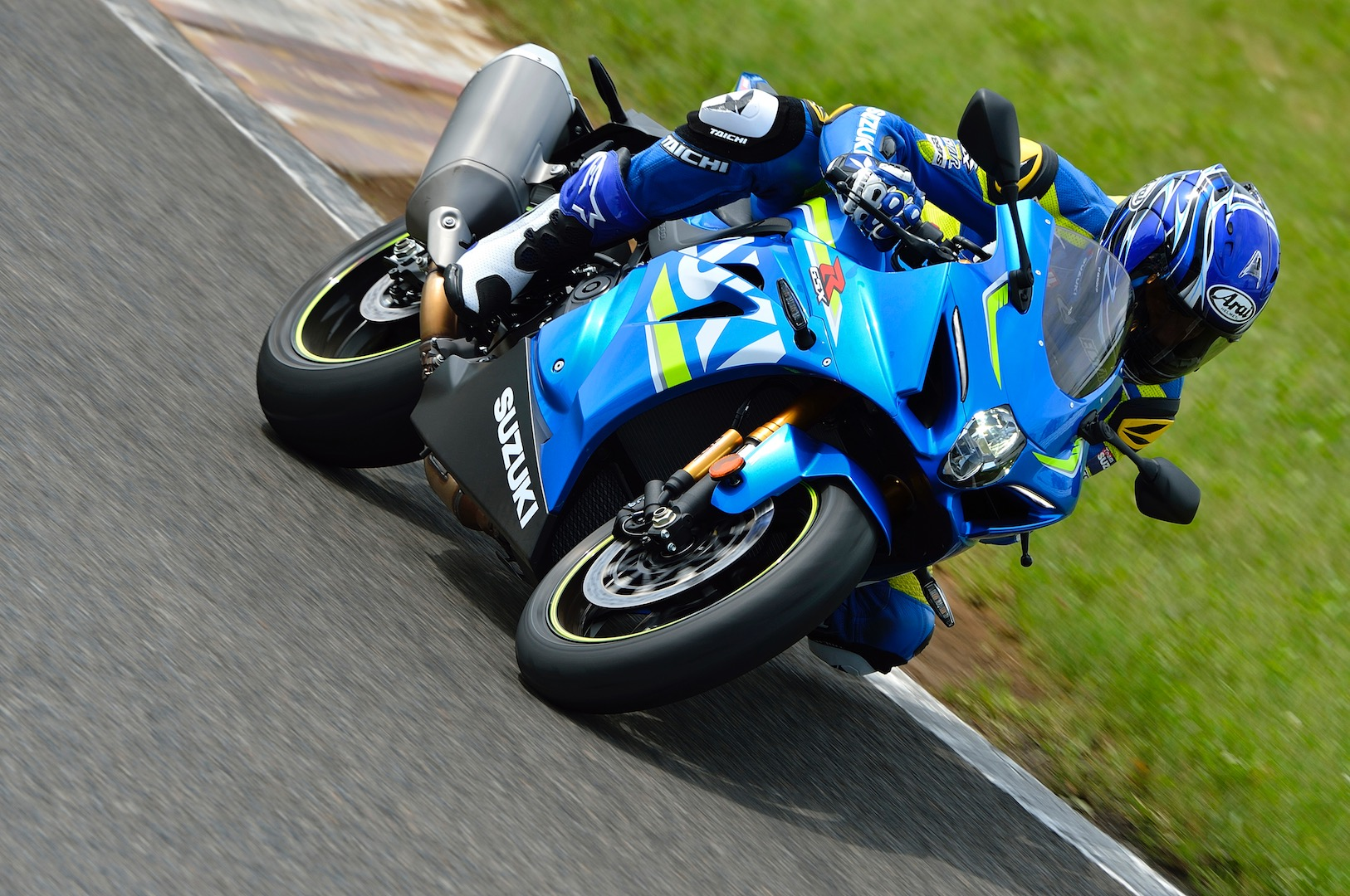 2017 Suzuki GSX-R1000 top speed