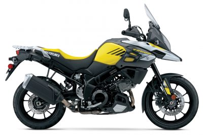 2018 Suzuki V-Strom 1000 First Look - Specs