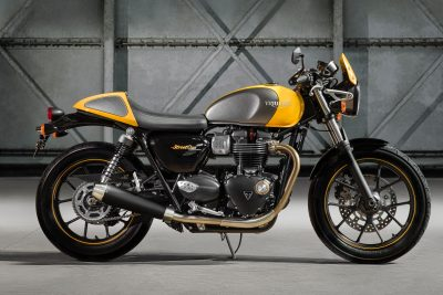 2017 Triumph Street Cup First Look - Price