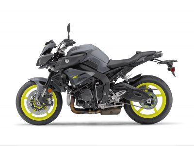 2017 Yamaha FZ-10 weight