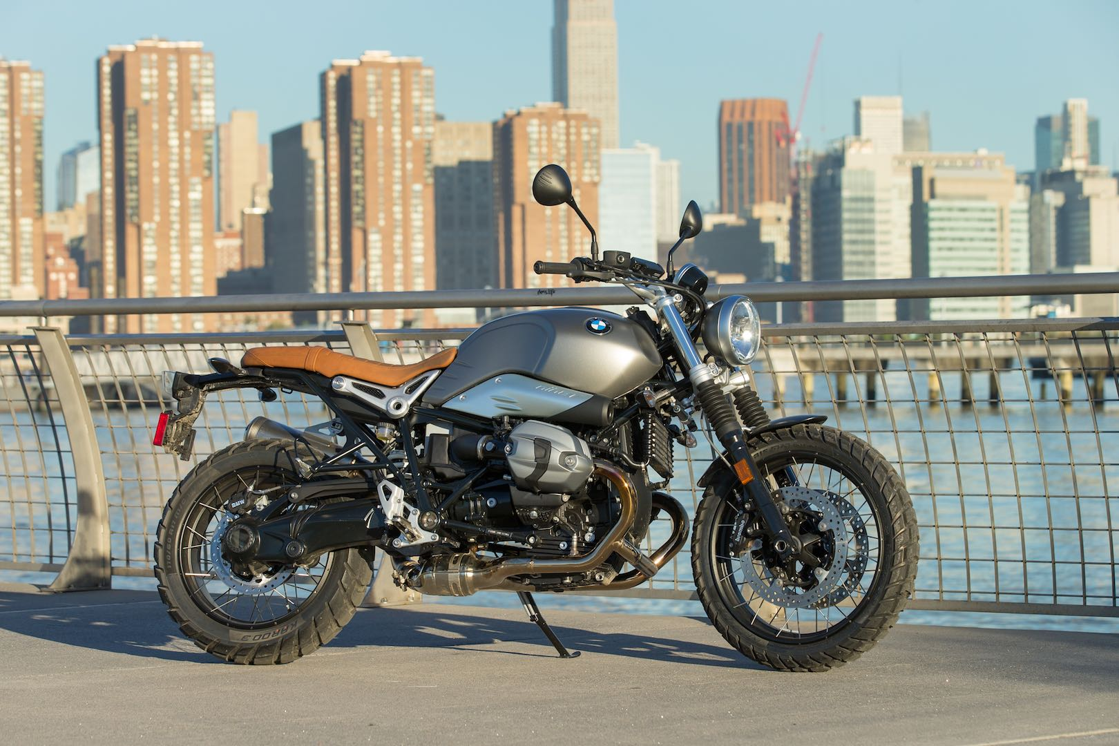 2017 BMW R nineT Scrambler First Ride | 10 Fast Facts