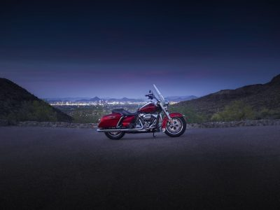 2017 Harley-Davidson Road King colors
