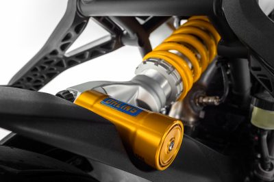 Ducati SuperSport Ohlins rear shock