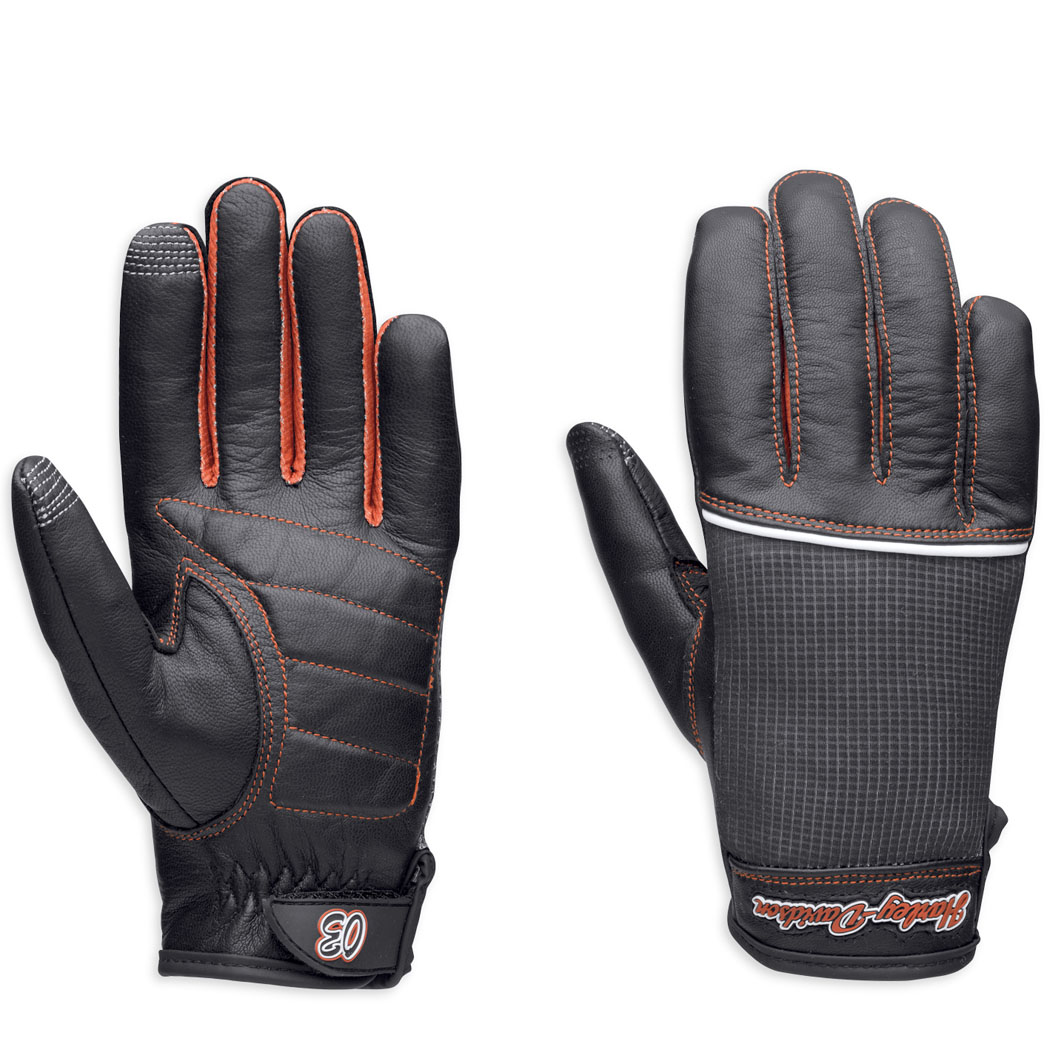 Womens leather gloves reviews - Harley Davidson Cora Gloves Price