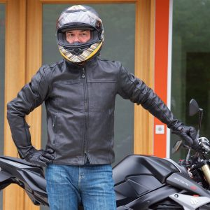 Roland Sands Design Barfly Jacket Test