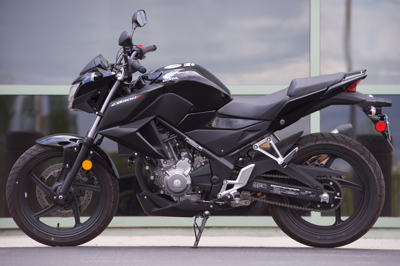 2016 Honda CB300F Review