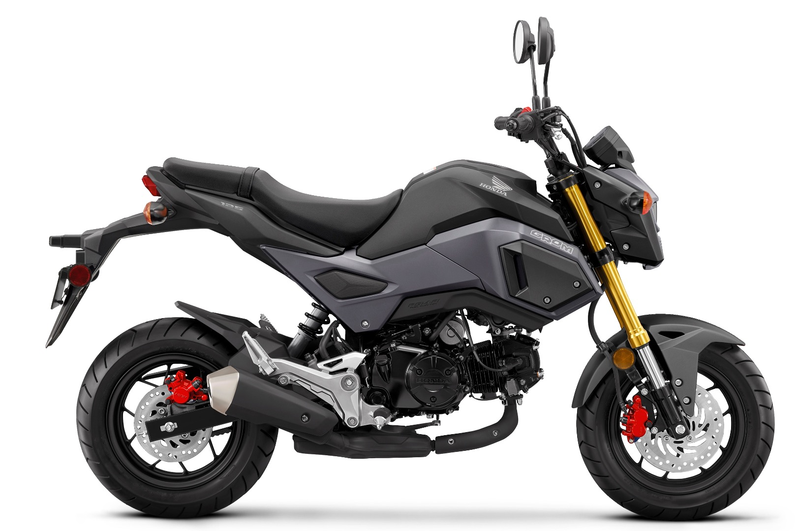 2017 honda grom first ride review 8 fast facts for Honda grom