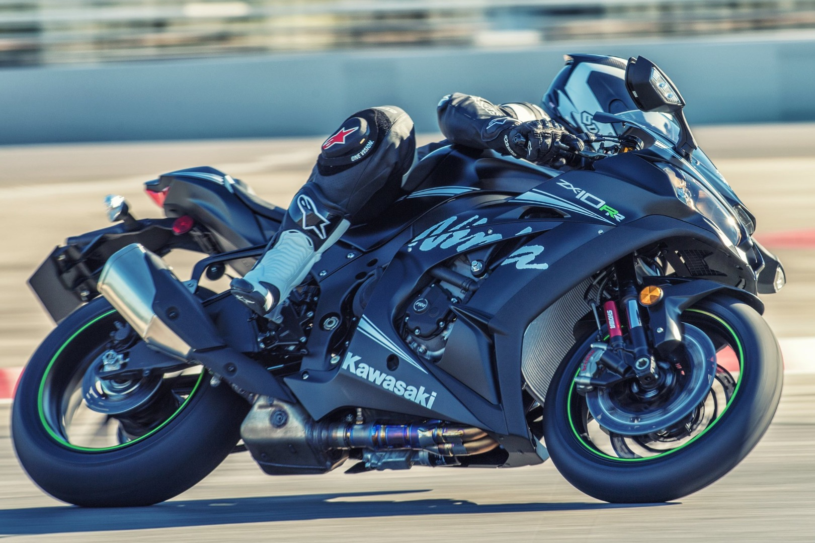 2017 Kawasaki Ninja ZX-10RR First Look