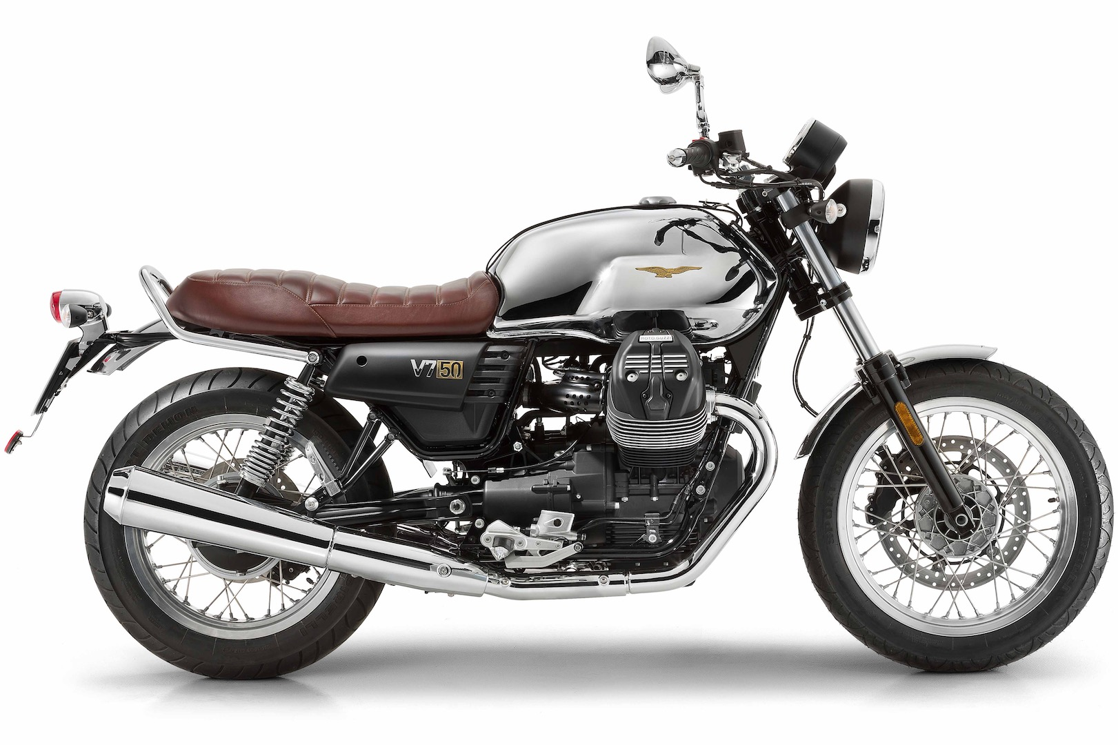 2017 Moto Guzzi V7 III Motorcycles First Look | 10 Fast Facts