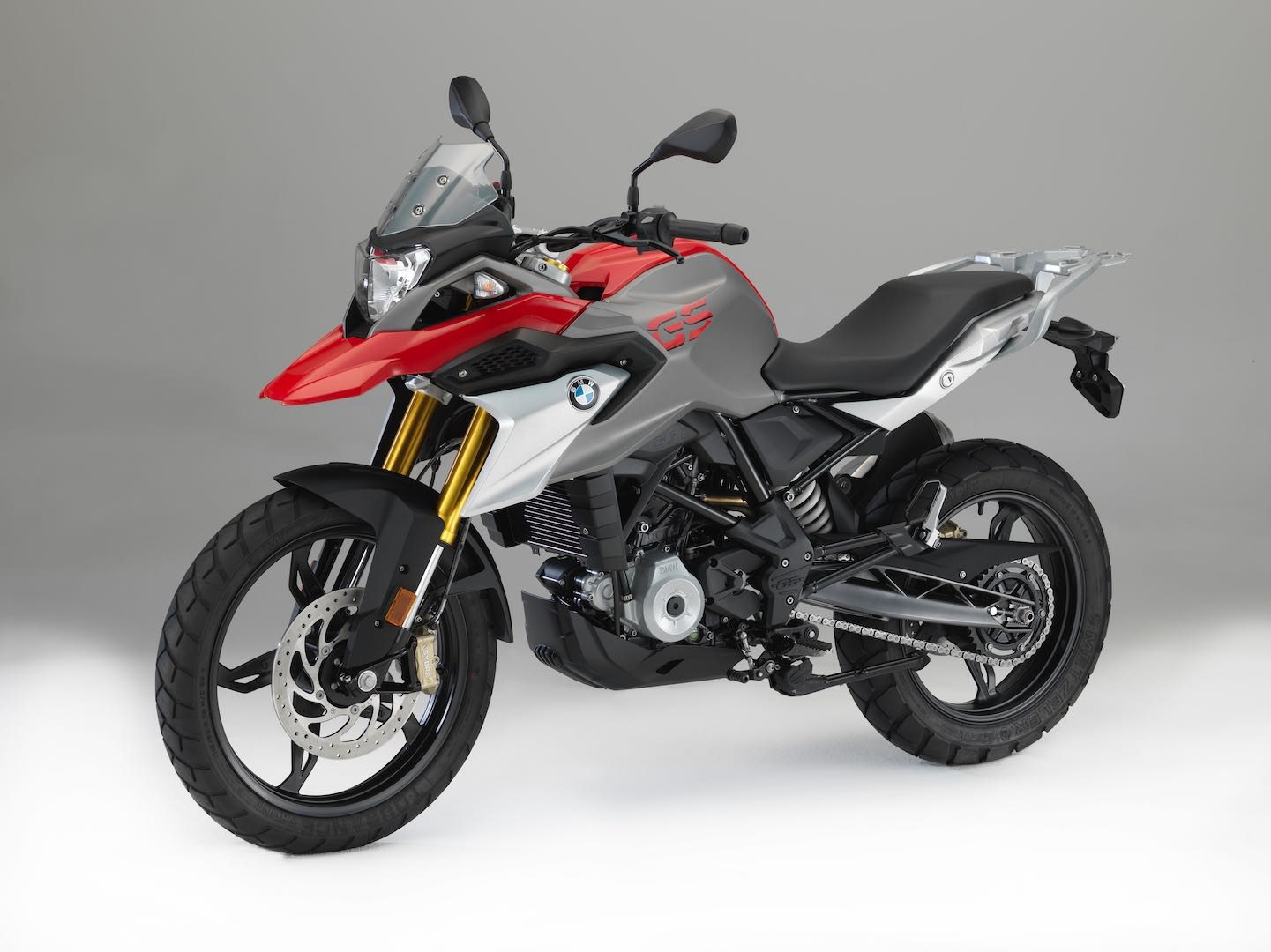 2017 BMW G 310 GS First Look | 7 Fast Facts