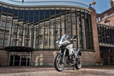 2017 Ducati Multistrada 950 availability