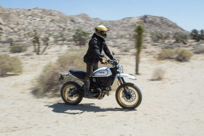2017 Ducati Scrambler Desert Sled off road review
