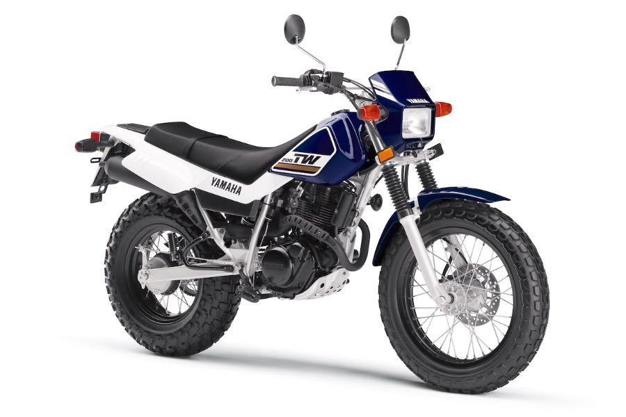 2017 Yamaha TW200 Buyer's Guide | Specs & Price