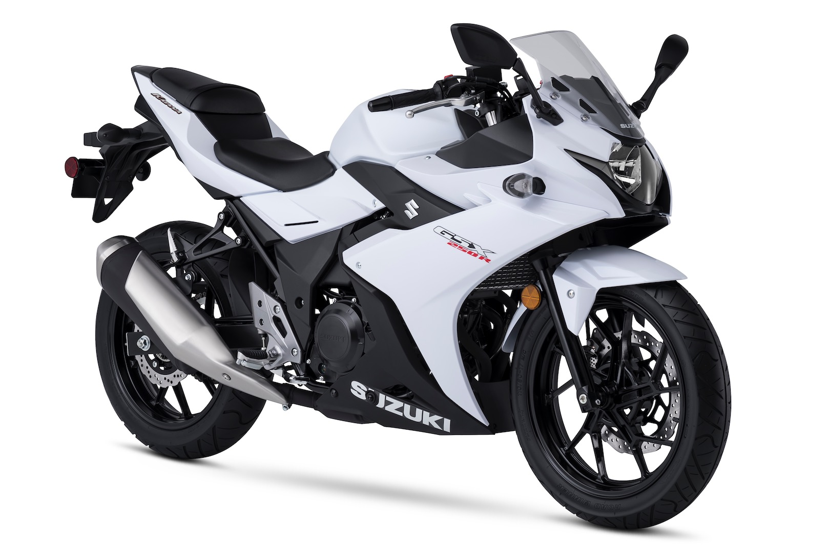 2018 suzuki tu250x. wonderful tu250x 2018 suzuki gsx250r katana first look  right angle white intended suzuki tu250x