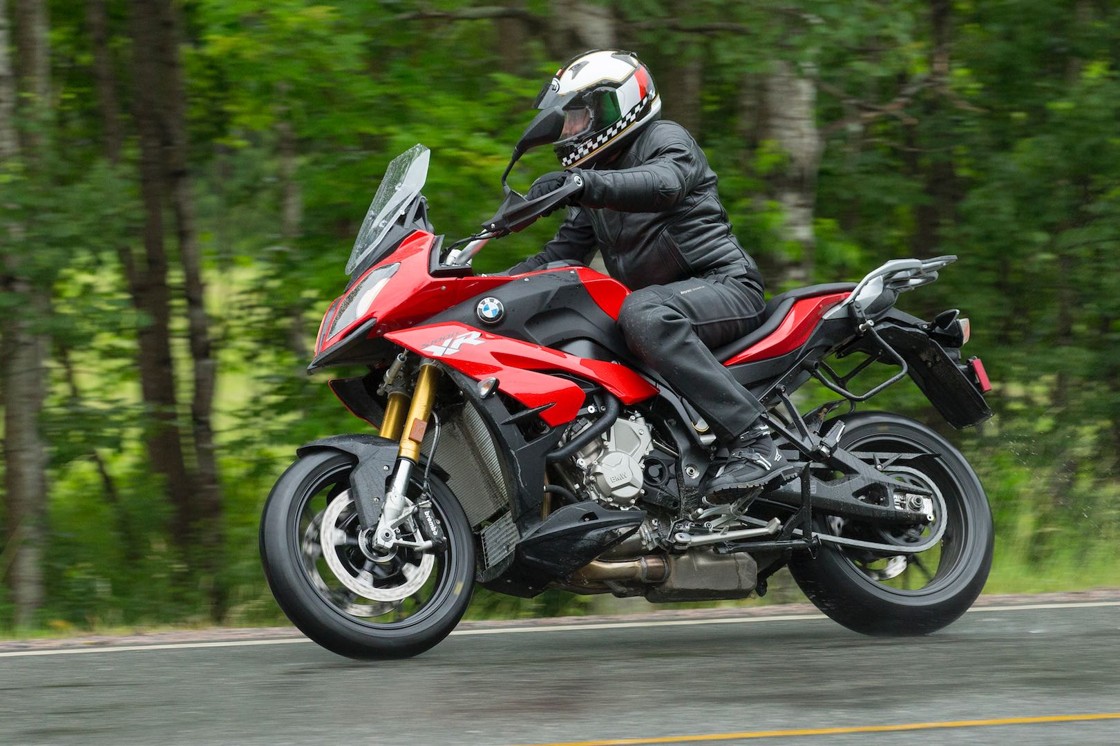 Riding Motorcycles in the Rain | 8 Essential Techniques