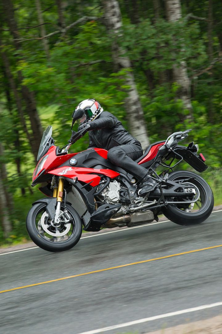Motorcycles in the rain riding tips