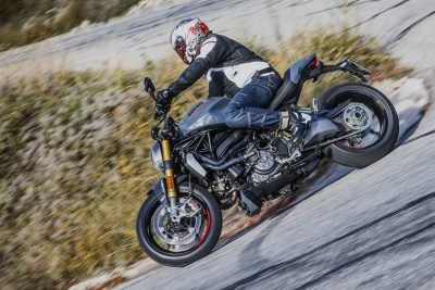 2017 Ducati Monster 1200 S Review horsepower