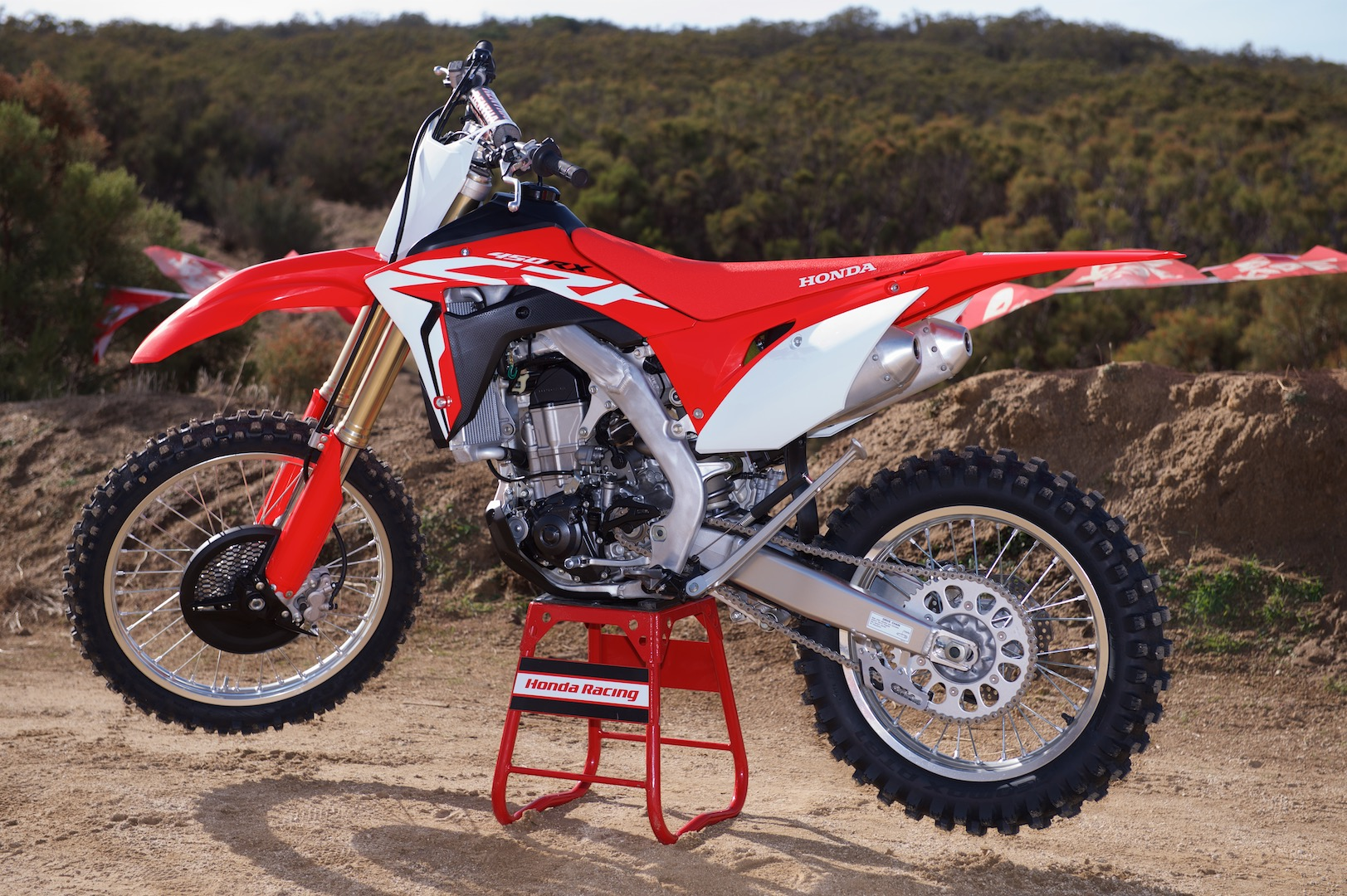 2017 honda crf450rx first ride test 11 fast facts for 2017 honda 450 rx