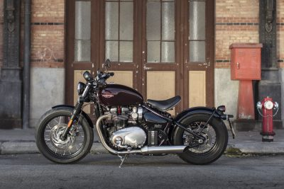 2017 Triumph Bonneville Bobber First Ride Test - Price