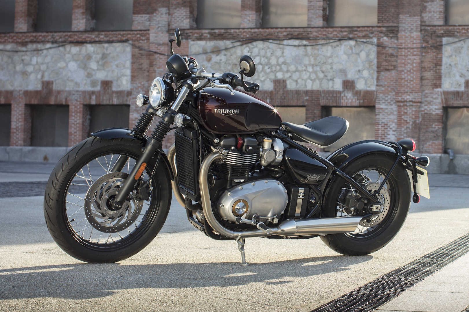 2017 Triumph Bonneville Bobber Review Back To Basics
