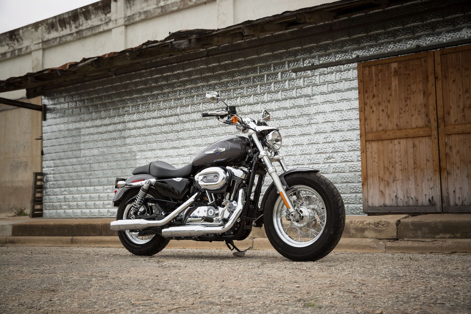 2017 Harley-Davidson Sportster 1200 Custom Buyer's Guide