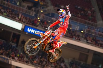 2017 Motorcycle Racing Calendar week-by-week Supercross Ryan Dungey