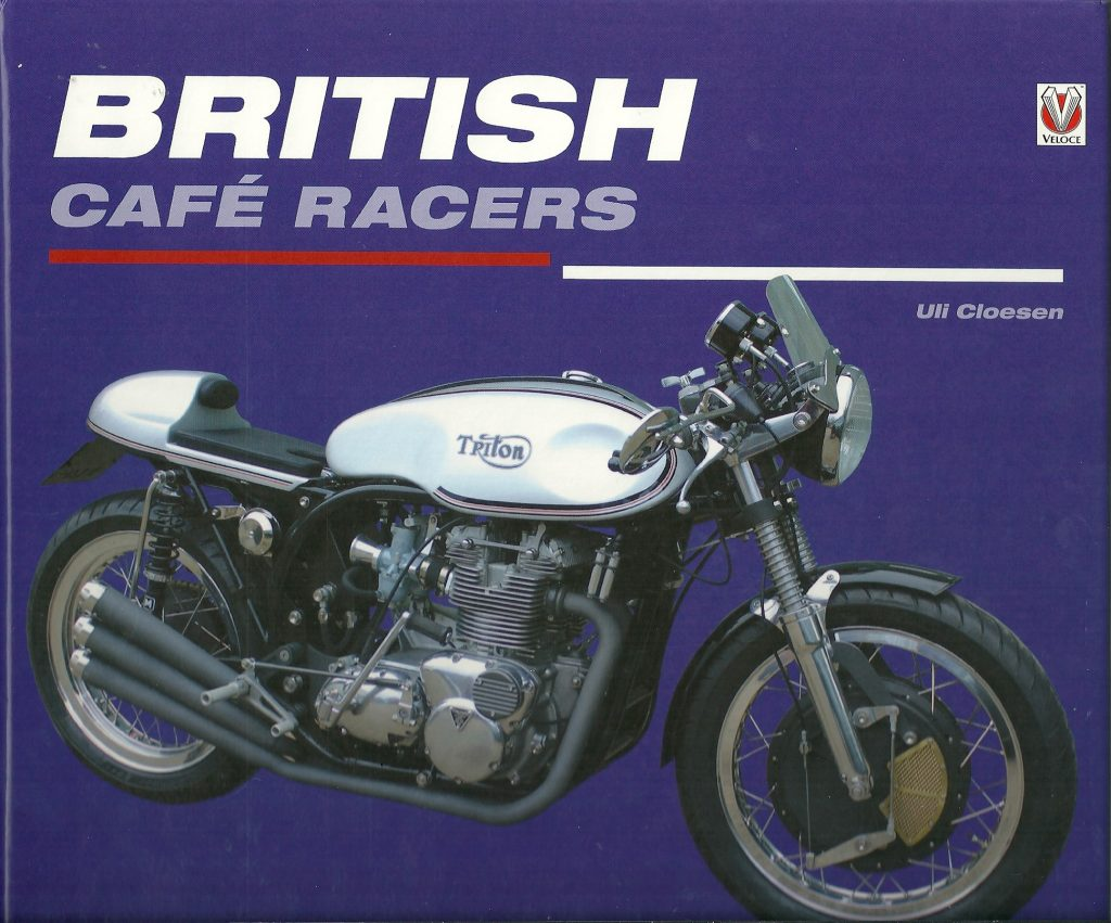 British Café Racers by Uli Cloesen Review | Rider's Library