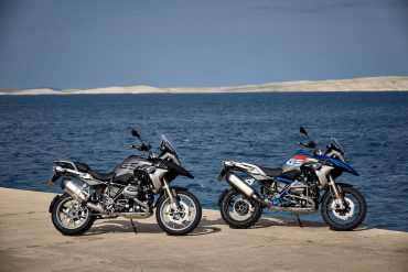 2016 BMW Motorcycle Sales: 6th-Straight Yearly Record led by R 1200 GS