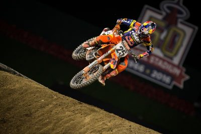 2017 Anaheim 2 Supercross Results - Marvin Musquin Coverage