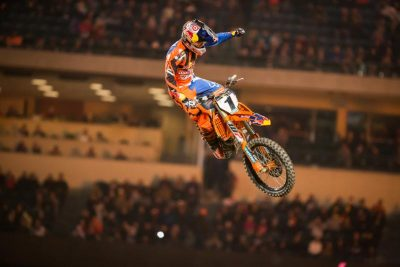 2017 Anaheim 2 Supercross Results - Ryan Dungey Wins