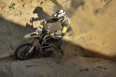 Touratech BMW R 1200 GS Rambler desert
