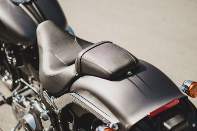 2017 Harley-Davidson Softail Breakout seat height