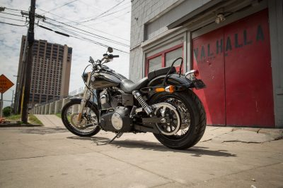 2017 Harley-Davidson Dyna Wide Glide seat height