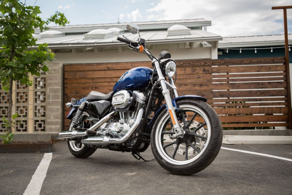 2017 Harley Davidson Sportster Superlow Buyer S Guide Specs Price