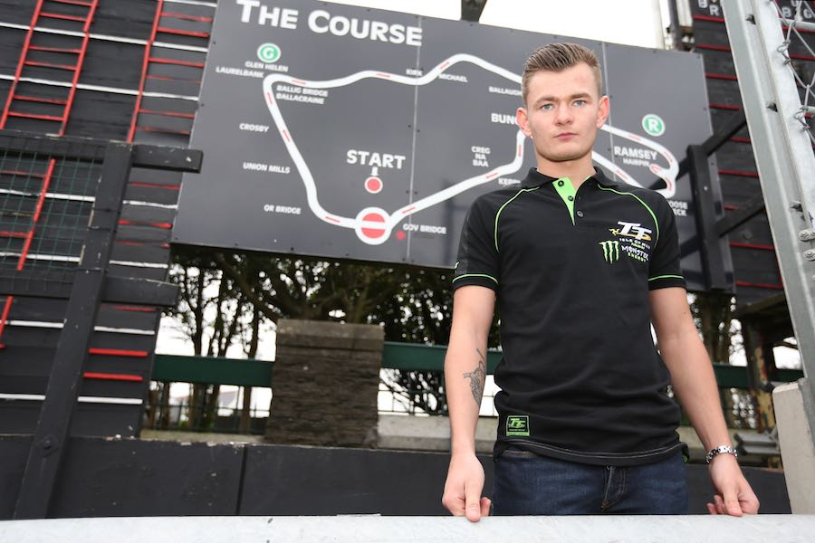 Joe Thompson, 18, to Become Youngest Competitor at Isle of Man TT