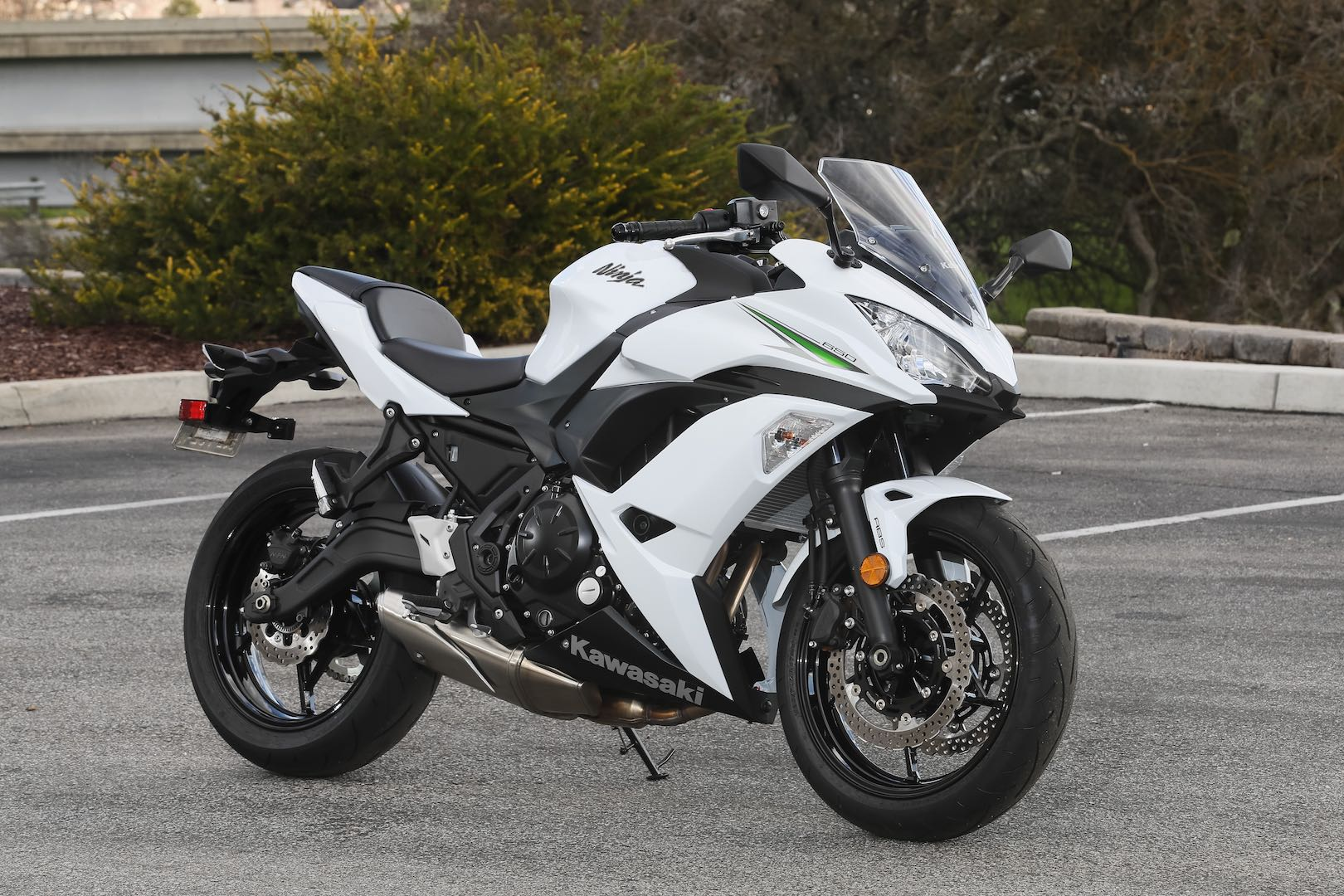 2017 Kawasaki Ninja 650 First Ride Test | 12 Fast Facts
