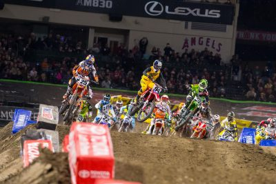 2017 San Diego Supercross Preview: Roczen Leads into PETCO Park SX