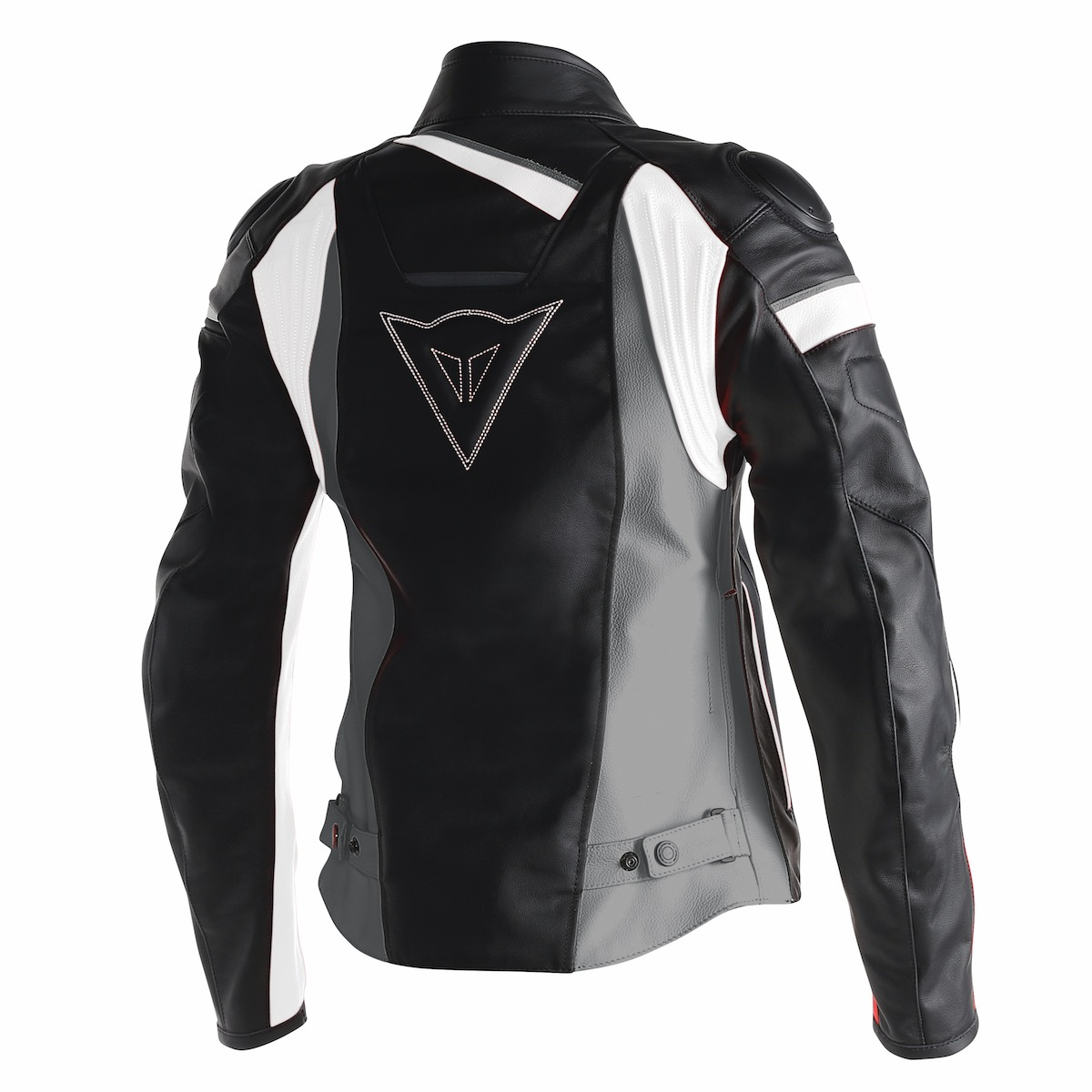 Bmw Motorcycle Jacket >> Dainese Veloster Lady Leather Jacket Review: Enveloping ...