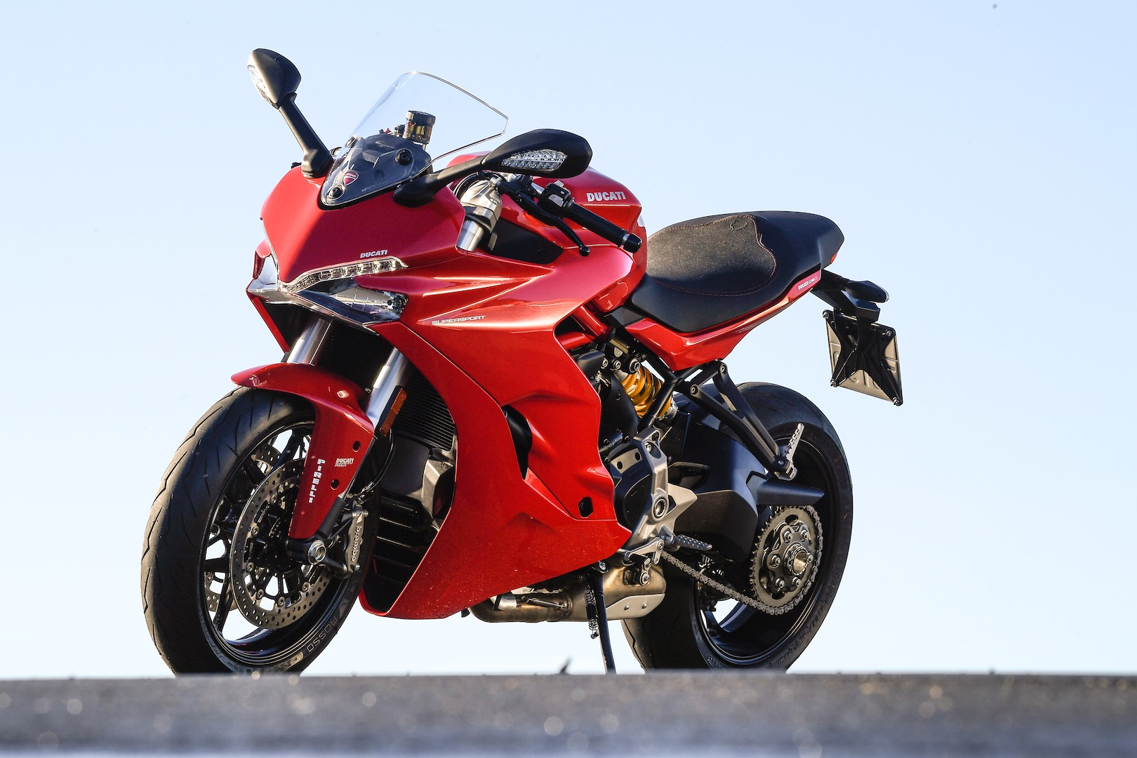 Ducati Sport Touring Motorcycles