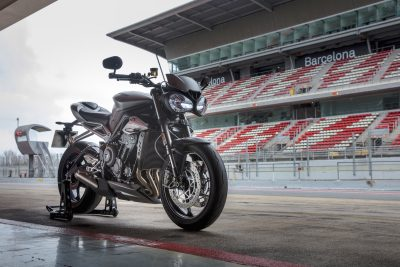 2017 Triumph Street Triple RS Review for sale
