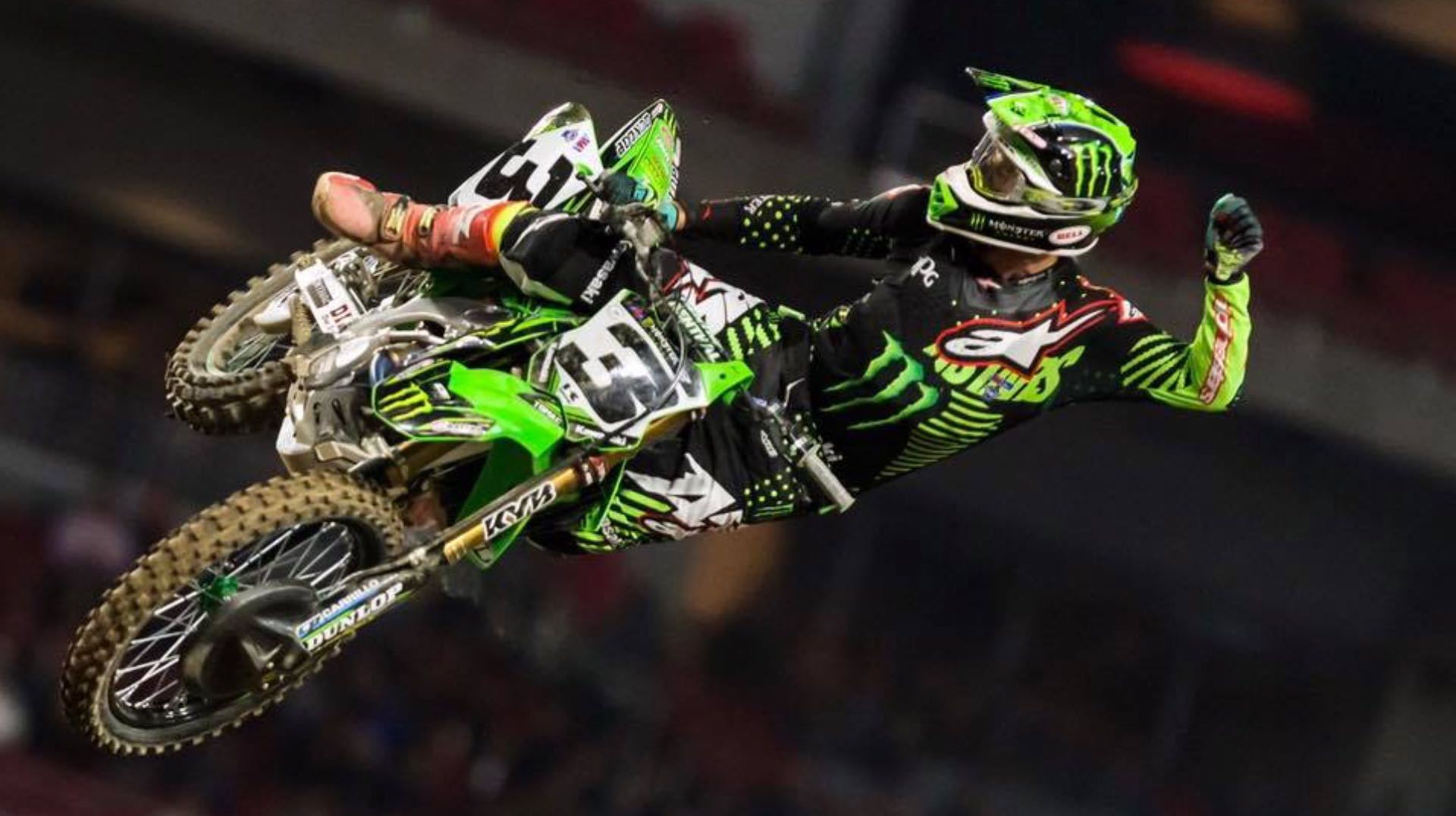 2017 Atlanta Supercross Preview: Kawasaki's Eli Tomac