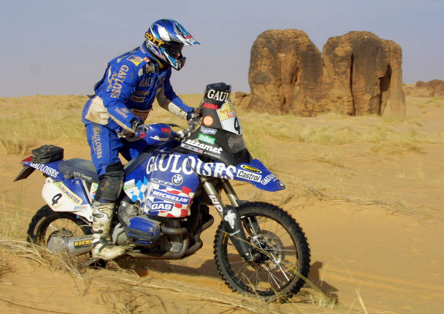 Pahrump to Dakar Rally Experience Set for April 7-9: Registration Open