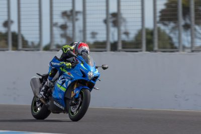 2017 Suzuki GSX-R1000R top speed