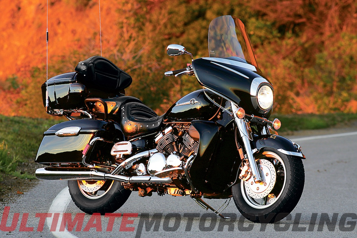 2005 Yamaha Royal Star Midnight Venture Retro Review: Hunting Nirvana
