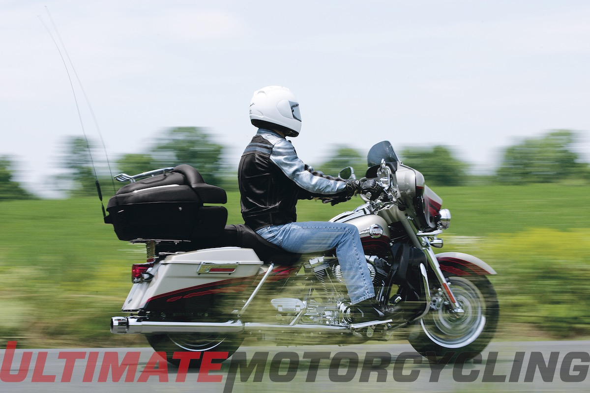2006 Harley-Davidson CVO Ultra Classic Electra Glide | Retro Review
