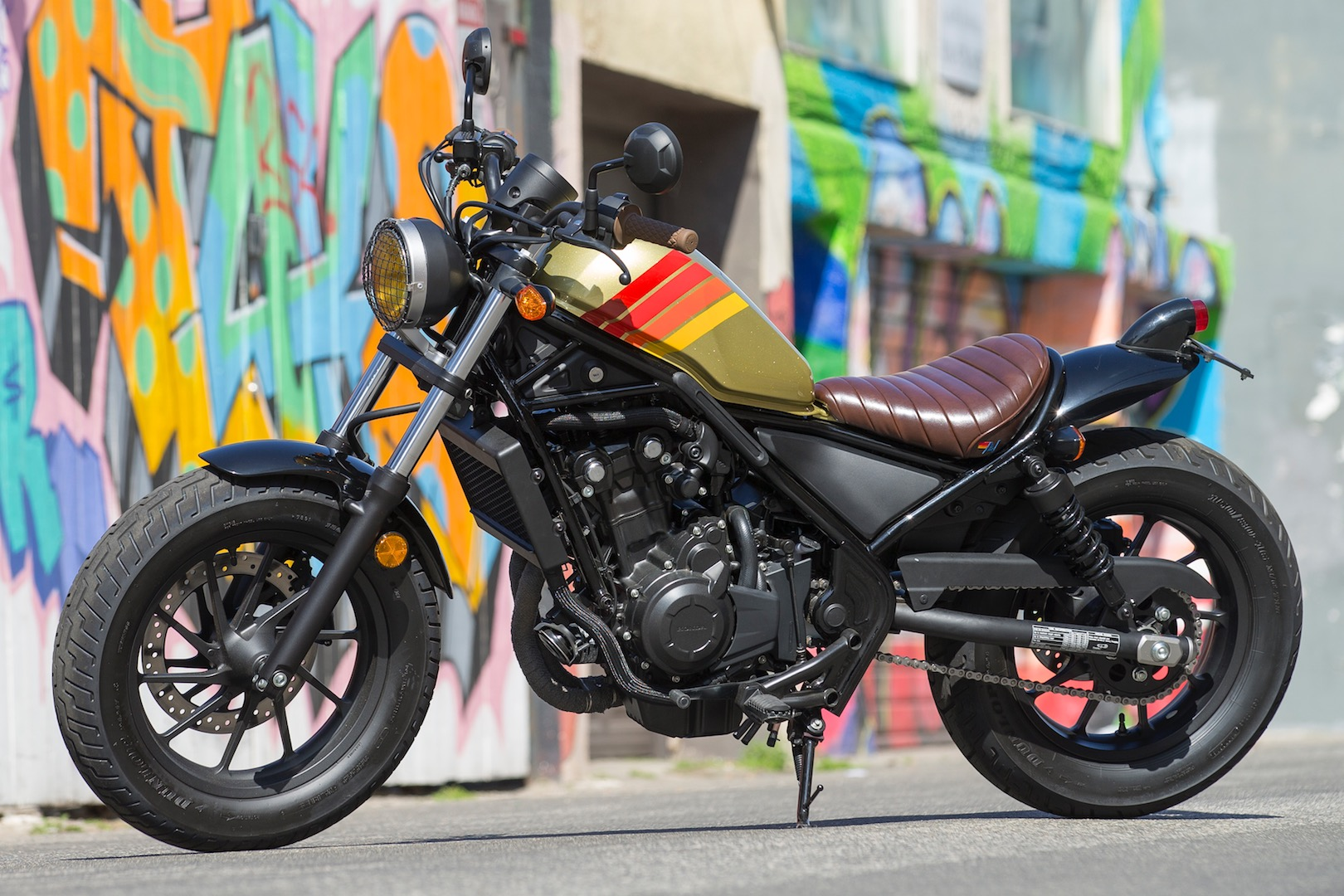 Groovy 2017 Honda Rebel 500 And 300 First Ride Review 13 Fast Facts Wiring Database Gramgelartorg