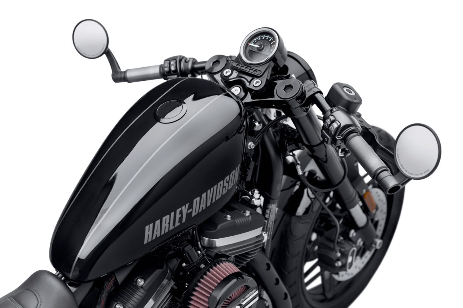 Harley Davidson Custom Sportster Parts And Accessories For: Harley-Davidson Sportster Café Custom Accessories Released