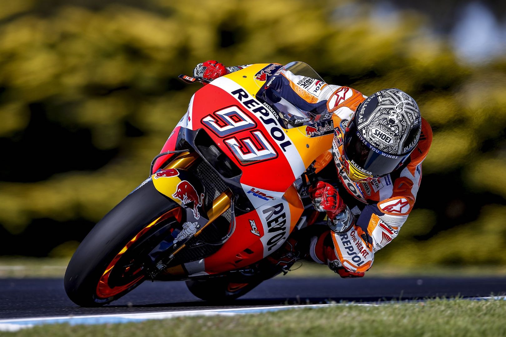 Marc Marquez Interview | Reigning MotoGP Champ Preseason Q&A